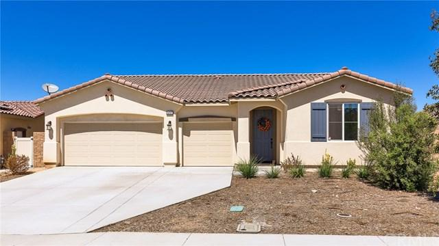 34757 Sweet Bells Drive, Winchester, CA 92596 (#SW18224074) :: The Ashley Cooper Team