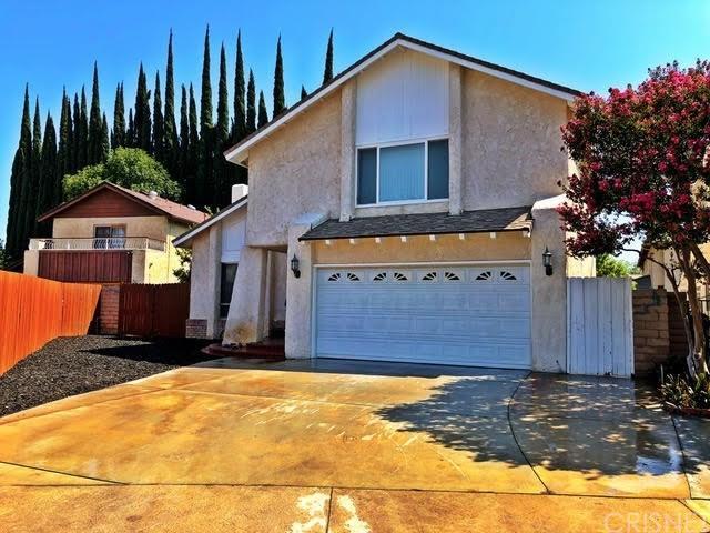 20204 Blythe Street, Winnetka, CA 91306 (#SR18226818) :: Team Tami