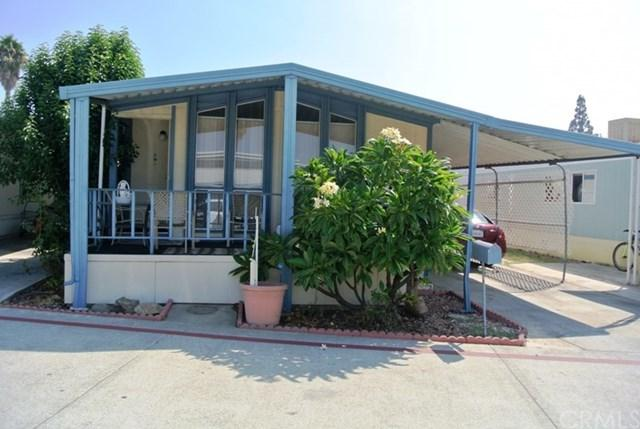 121 S De Soto Lane #121, Tustin, CA 92780 (#OC18226939) :: Fred Sed Group