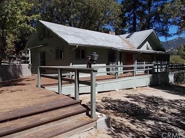 52900 Overlook Drive, Idyllwild, CA 92549 (#EV18227238) :: Fred Sed Group