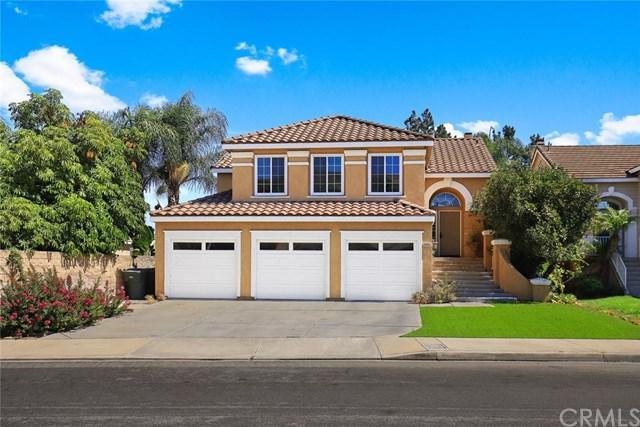 15055 Calle Del Oro, Chino Hills, CA 91709 (#TR18227317) :: The Ashley Cooper Team