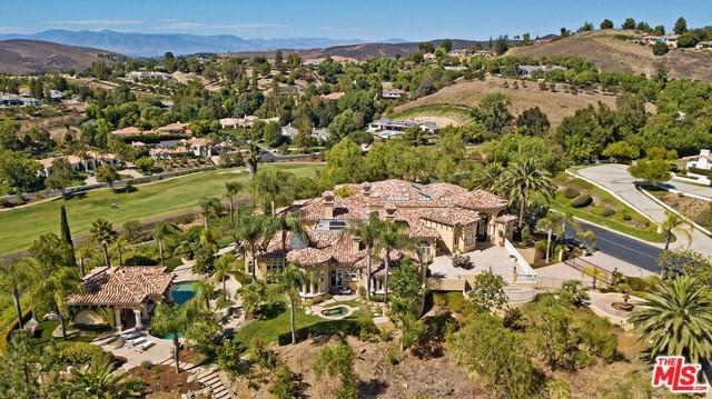 1090 Vista Ridge Lane, Westlake Village, CA 91362 (#18376958) :: Pismo Beach Homes Team