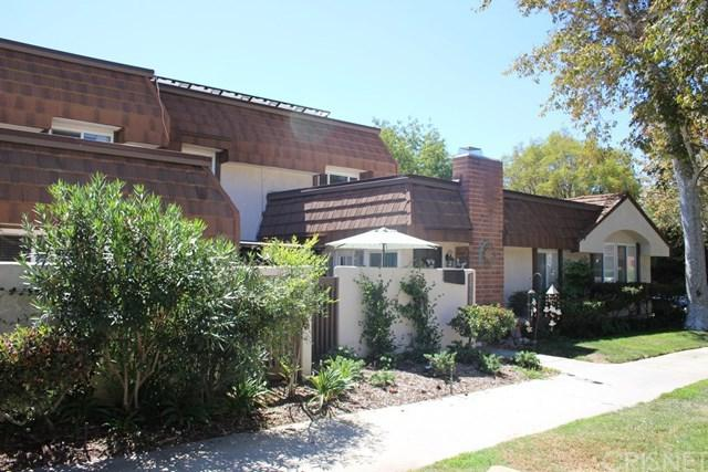 22258 James Alan Circle #6, Chatsworth, CA 91311 (#SR18225598) :: RE/MAX Empire Properties