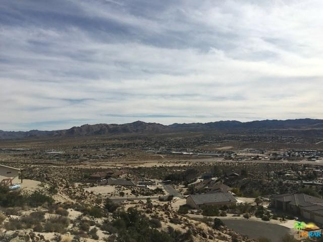 0 Mandarin Street, Yucca Valley, CA 92284 (#18387390PS) :: The Laffins Real Estate Team
