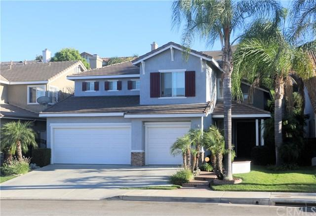 4535 Willow Bend Court, Chino Hills, CA 91709 (#PW18226765) :: Team Tami