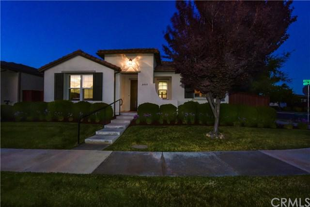 2460 Alameda Drive, Paso Robles, CA 93446 (#NS18226655) :: Nest Central Coast