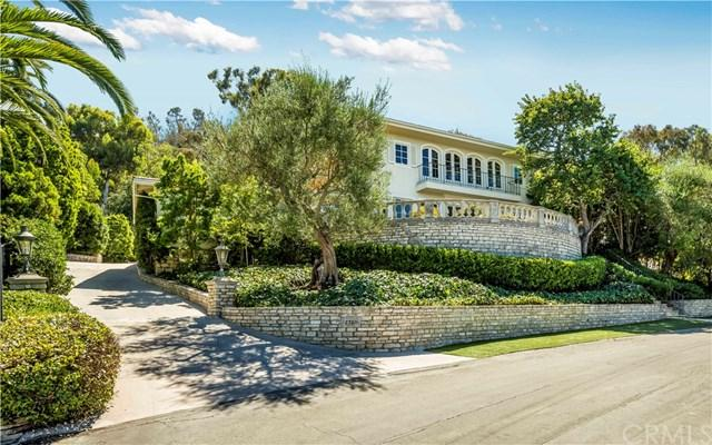 2720 Via Elevado, Palos Verdes Estates, CA 90274 (#PV18227617) :: Millman Team