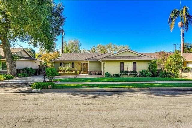 307 Meadow Lane, Monrovia, CA 91016 (#AR18227501) :: Team Tami