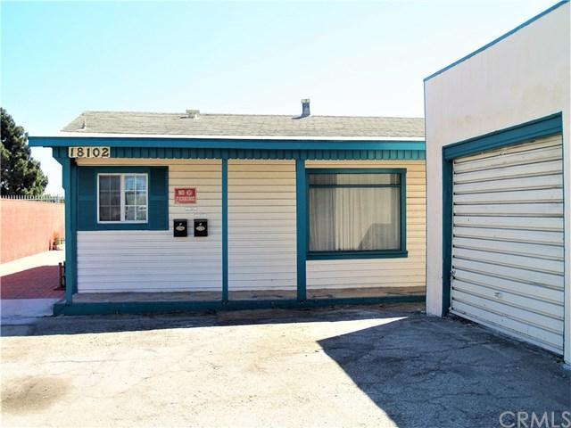 18102 Prairie Avenue, Torrance, CA 90504 (#SB18227626) :: Team Tami