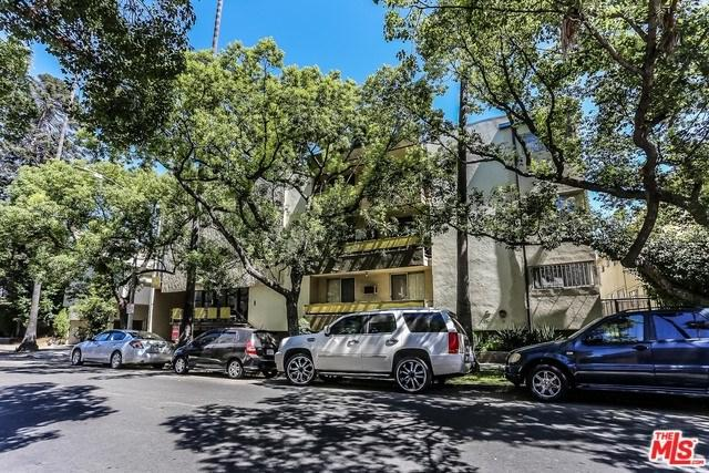 320 S Gramercy Place #206, Los Angeles (City), CA 90020 (#18387516) :: The Laffins Real Estate Team