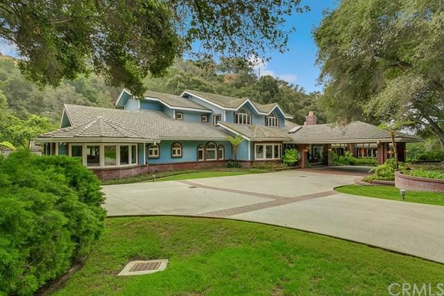 4 Woodlyn Lane, Bradbury, CA 91008 (#AR18227729) :: Fred Sed Group