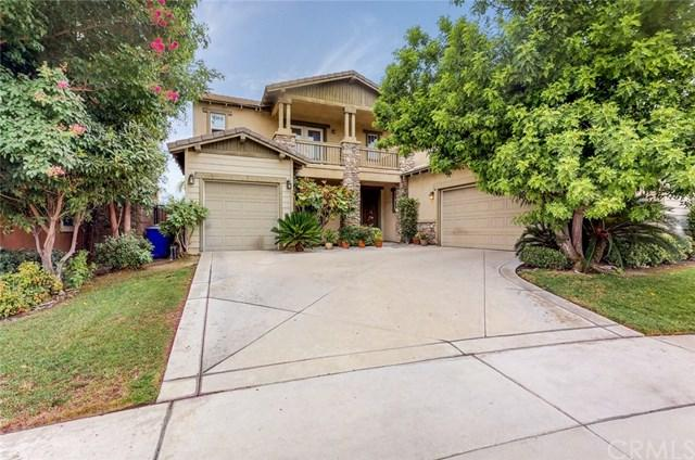 7472 Kenwood Place, Rancho Cucamonga, CA 91739 (#CV18227739) :: The Costantino Group | Cal American Homes and Realty