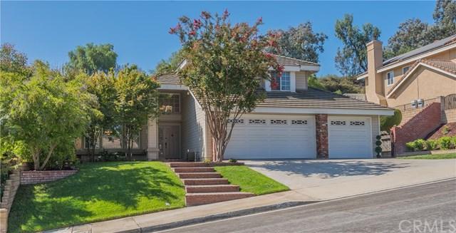 3081 Spyglass Court, Chino Hills, CA 91709 (#WS18226931) :: Team Tami