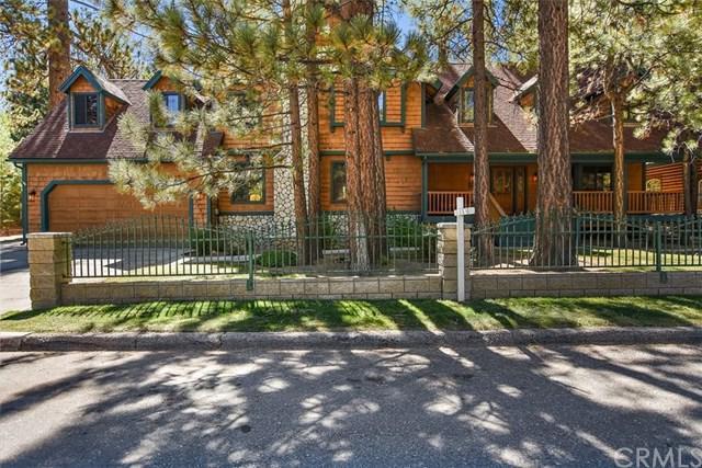 42135 Evergreen Drive, Big Bear, CA 92315 (#CV18227786) :: Team Tami