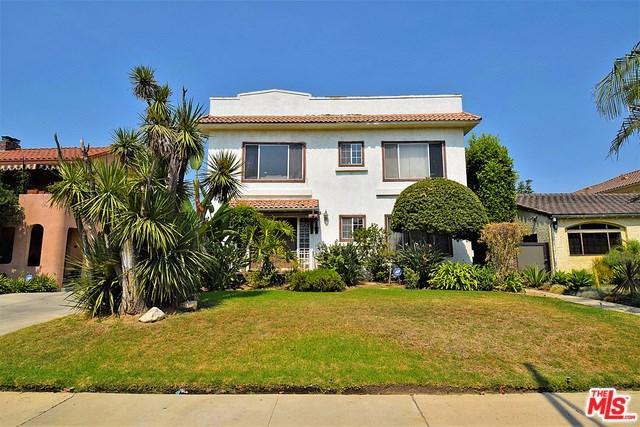 1229-1/2 S Longwood Avenue, Los Angeles (City), CA 90019 (#18387578) :: The Laffins Real Estate Team