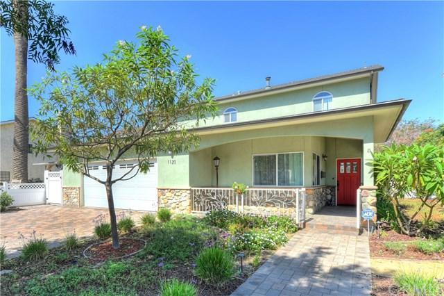 1120 S Chavez Street, Burbank, CA 91506 (#BB18227005) :: The Laffins Real Estate Team