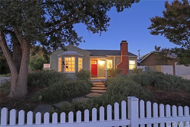 1474 N Evergreen Street, Burbank, CA 91505 (#BB18227854) :: The Laffins Real Estate Team