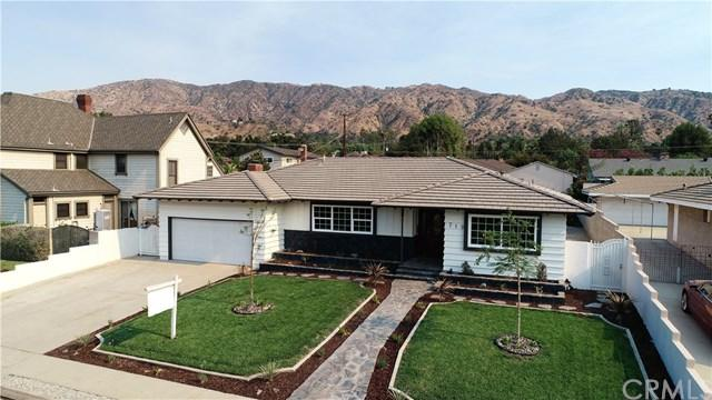 719 E Virginia Avenue, Glendora, CA 91741 (#CV18227979) :: RE/MAX Empire Properties