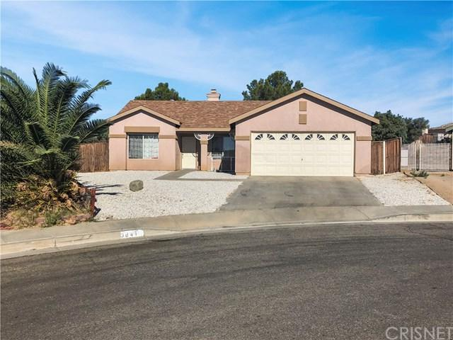 3841 Hatcher Place, Rosamond, CA 93560 (#SR18213555) :: Barnett Renderos