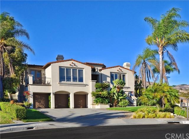 3 Nuvola Court, Rancho Palos Verdes, CA 90275 (#PV18227856) :: Naylor Properties