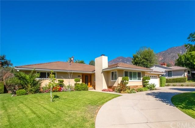 1717 Wilson Avenue, Arcadia, CA 91006 (#AR18227995) :: Team Tami