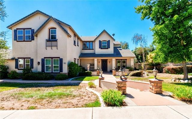 12457 High Horse Drive, Rancho Cucamonga, CA 91739 (#OC18228031) :: The Costantino Group | Cal American Homes and Realty
