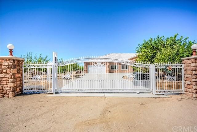 13830 Paramount Road, Phelan, CA 92371 (#CV18228110) :: RE/MAX Empire Properties