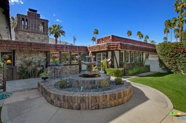 635 S Grenfall Road, Palm Springs, CA 92264 (#18385944PS) :: Fred Sed Group