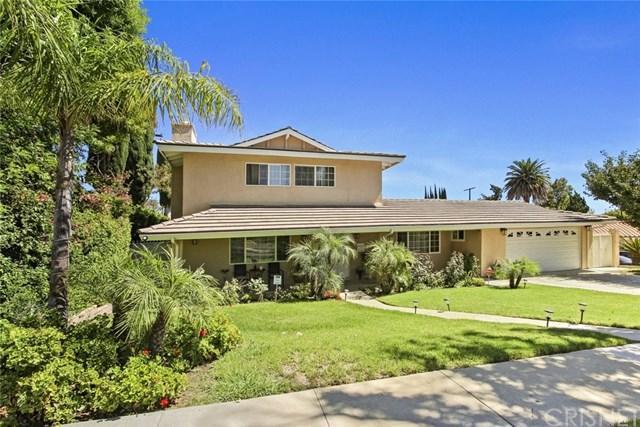 11660 Amestoy Avenue, Granada Hills, CA 91344 (#SR18228084) :: Team Tami