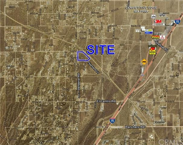 0 Sage St, Oak Hills, CA 92301 (#OC18228224) :: The Ashley Cooper Team
