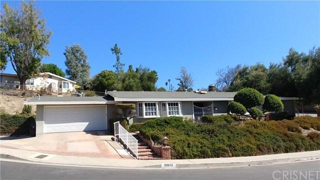 20870 Exhibit Place, Woodland Hills, CA 91367 (#SR18228307) :: The Ashley Cooper Team