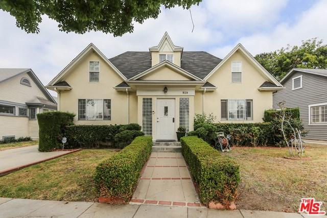929 3RD Avenue, Los Angeles (City), CA 90019 (#18387784) :: The Laffins Real Estate Team