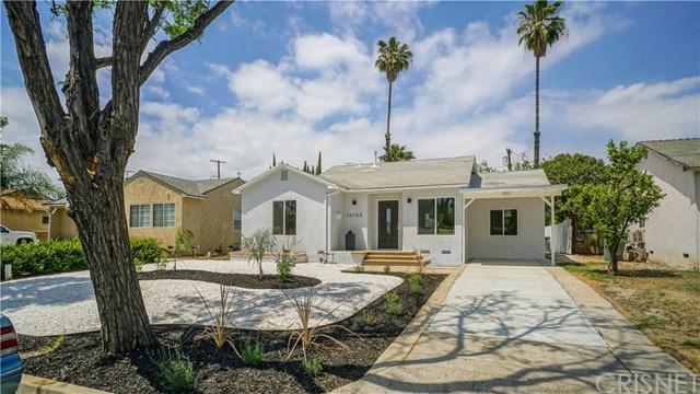 16755 Covello Street, Lake Balboa, CA 91406 (#SR18227830) :: Team Tami