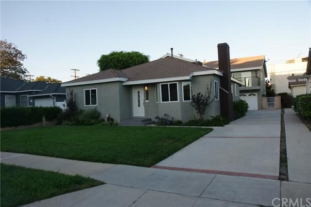 3912 Tilden Avenue, Culver City, CA 90232 (#DW18228372) :: Z Team OC Real Estate