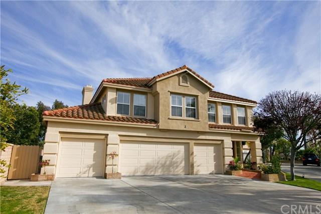 2 Alato Drive, Mission Viejo, CA 92692 (#OC18228515) :: Brad Feldman Group