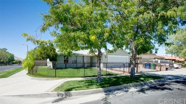 37801 Rudall Avenue, Palmdale, CA 93550 (#SR18228583) :: The Ashley Cooper Team