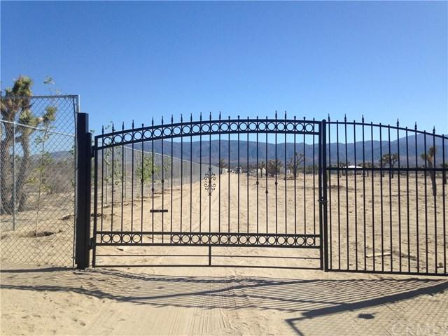 0 Vac/Pearblossom Hwy/246 Ste, Llano, CA 93591 (#IV18228566) :: Group 46:10 Central Coast