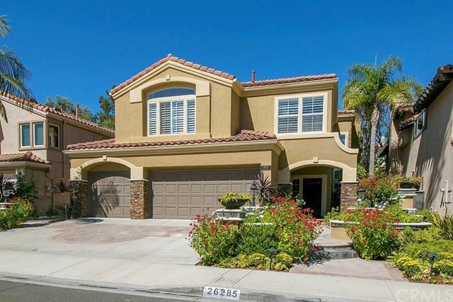 26285 Ibeza Road, Mission Viejo, CA 92692 (#OC18228702) :: Fred Sed Group
