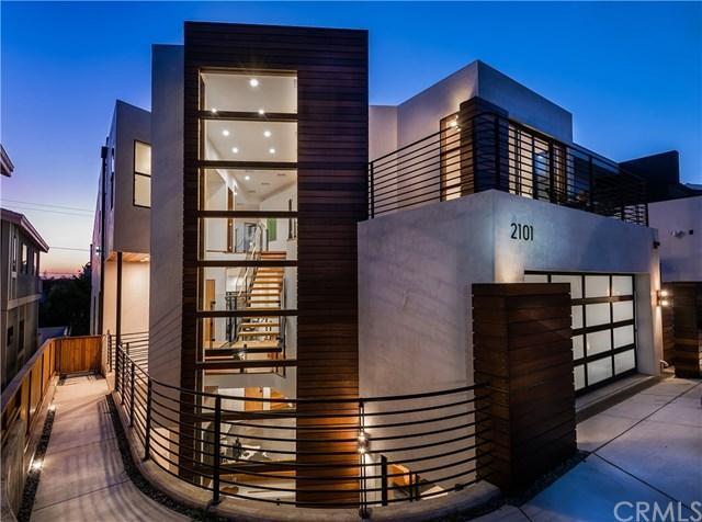 2101 Agnes Road, Manhattan Beach, CA 90266 (#SB18223005) :: The Laffins Real Estate Team
