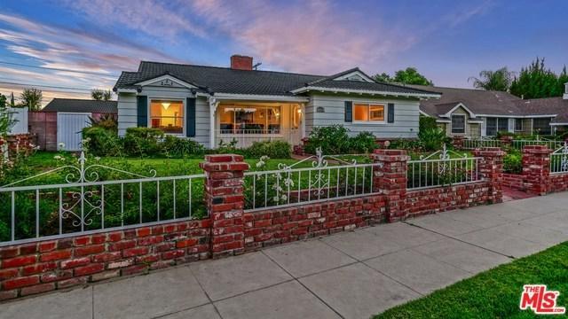 16910 Calahan Street, Northridge, CA 91343 (#18387688) :: Fred Sed Group