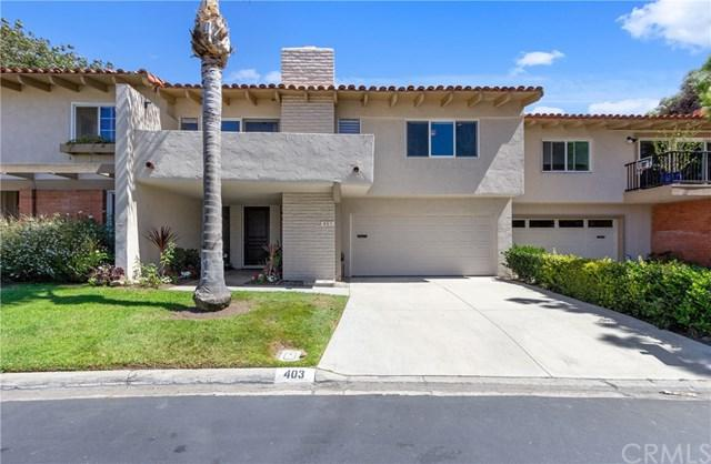 403 Vista Grande, Newport Beach, CA 92660 (#OC18226745) :: Scott J. Miller Team/RE/MAX Fine Homes