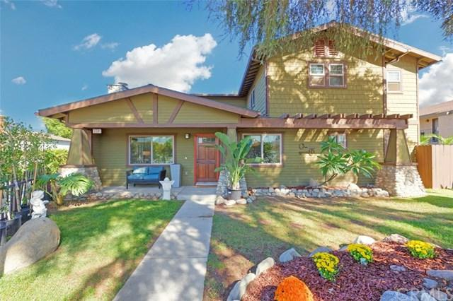220 S 5th Avenue, Monrovia, CA 91016 (#AR18228758) :: Team Tami