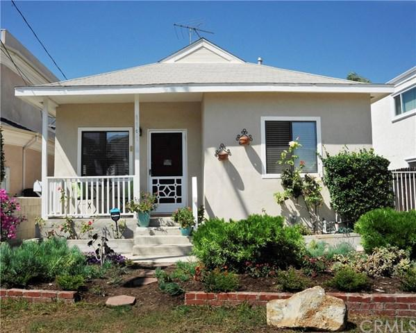 1131 19th Street, Hermosa Beach, CA 90254 (#SB18219953) :: Team Tami
