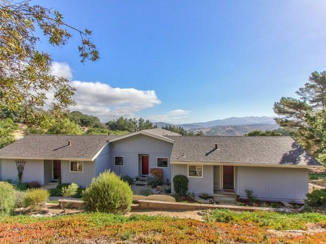 10620 Hidden Mesa Place #7, Monterey, CA 93940 (#ML81724196) :: Fred Sed Group