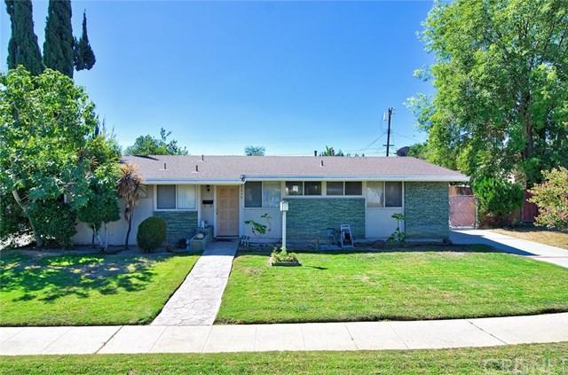 20448 Eccles Street, Winnetka, CA 91306 (#SR18214977) :: Team Tami