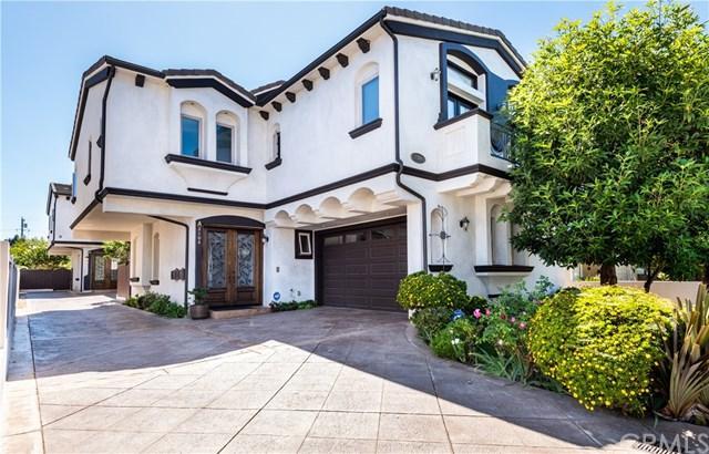 2104 Warfield Avenue B, Redondo Beach, CA 90278 (#SB18228761) :: Group 46:10 Central Coast