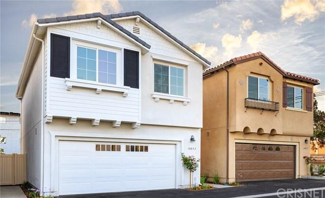 14850 W Castille Way, Sylmar, CA 91342 (#SR18228893) :: The Ashley Cooper Team