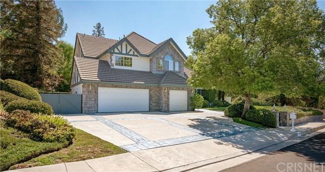 11900 Andasol Avenue, Granada Hills, CA 91344 (#SR18228915) :: Fred Sed Group
