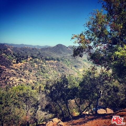 0 Sky Line Trail, Topanga, CA 90290 (#18384838) :: The Laffins Real Estate Team