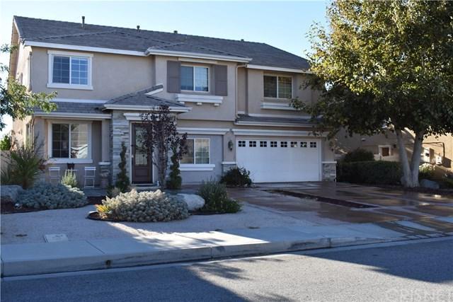 39017 Pacific Highland Street, Palmdale, CA 93551 (#SR18228977) :: The Ashley Cooper Team